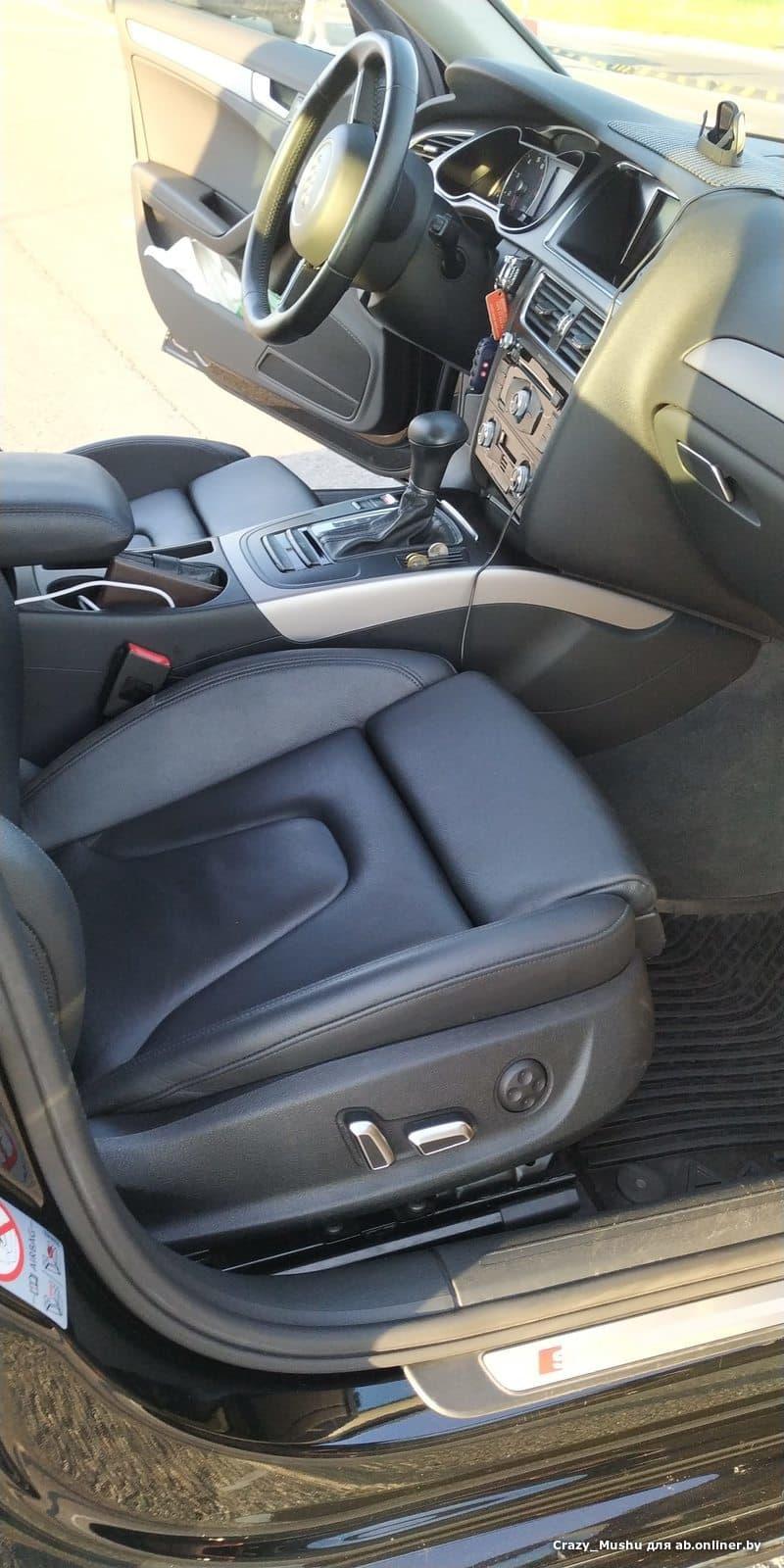 Audi A4 B8 FL