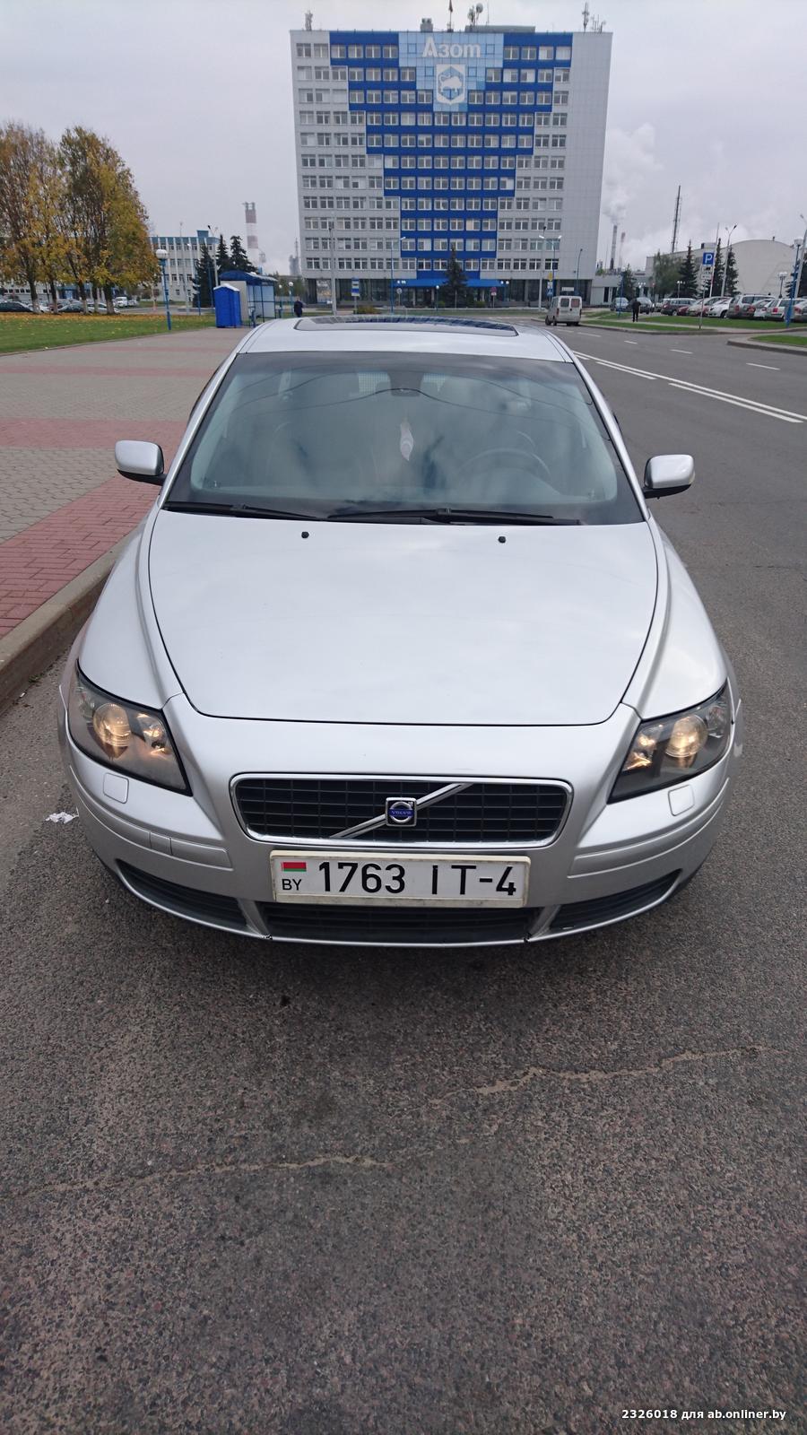 Volvo V50 2.4i