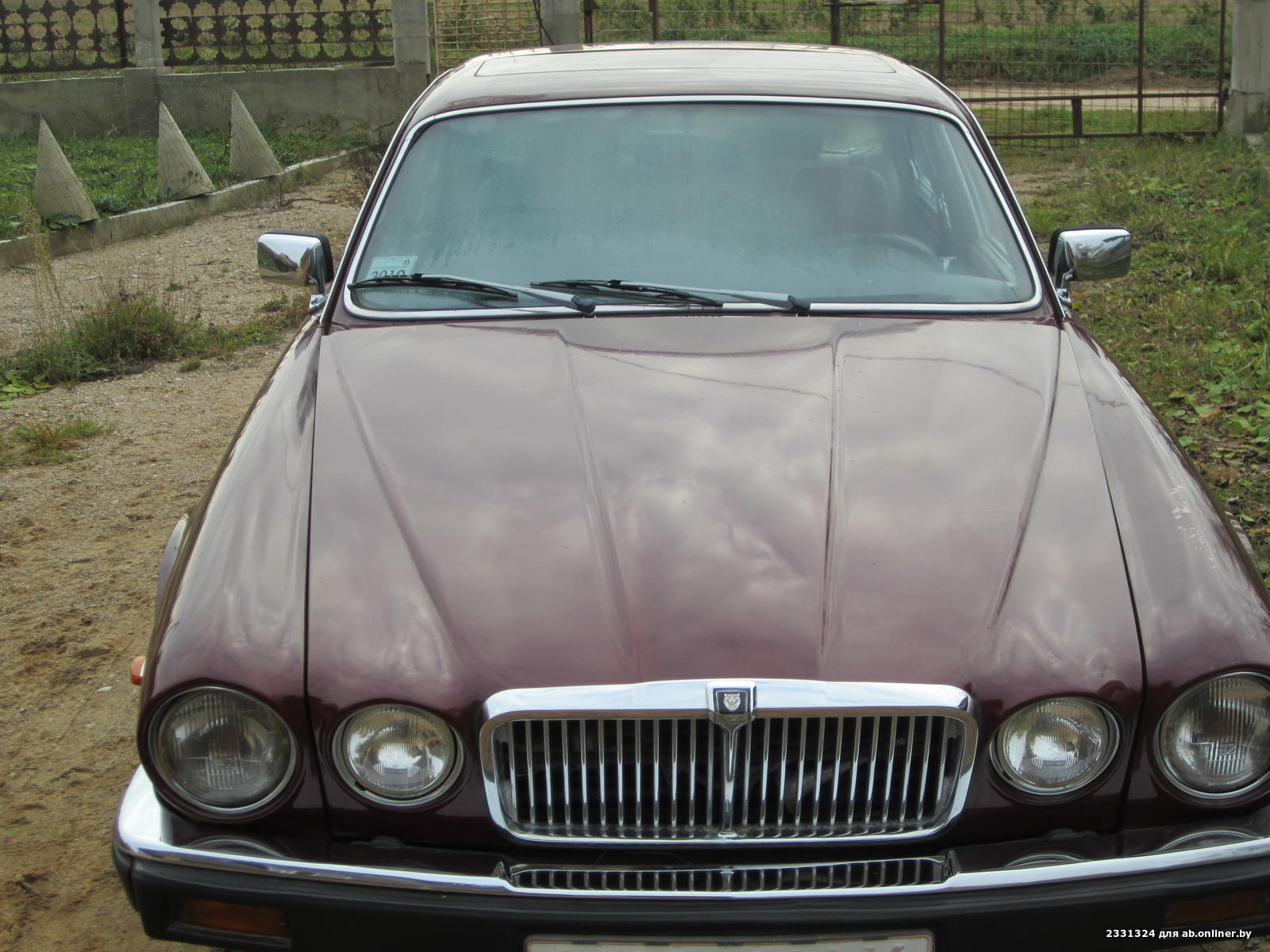 Jaguar XJ Sovereign
