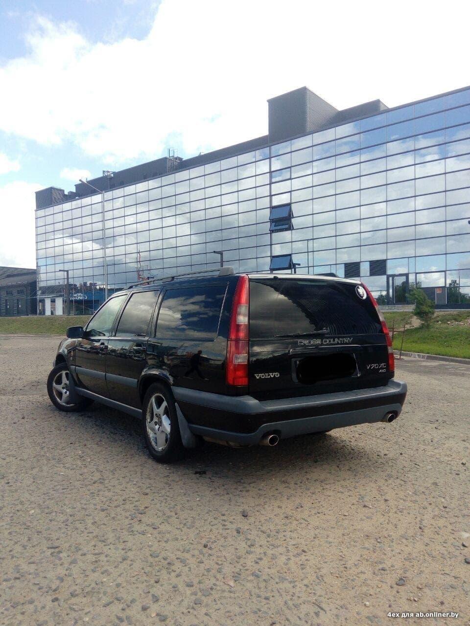Volvo V70 cross country