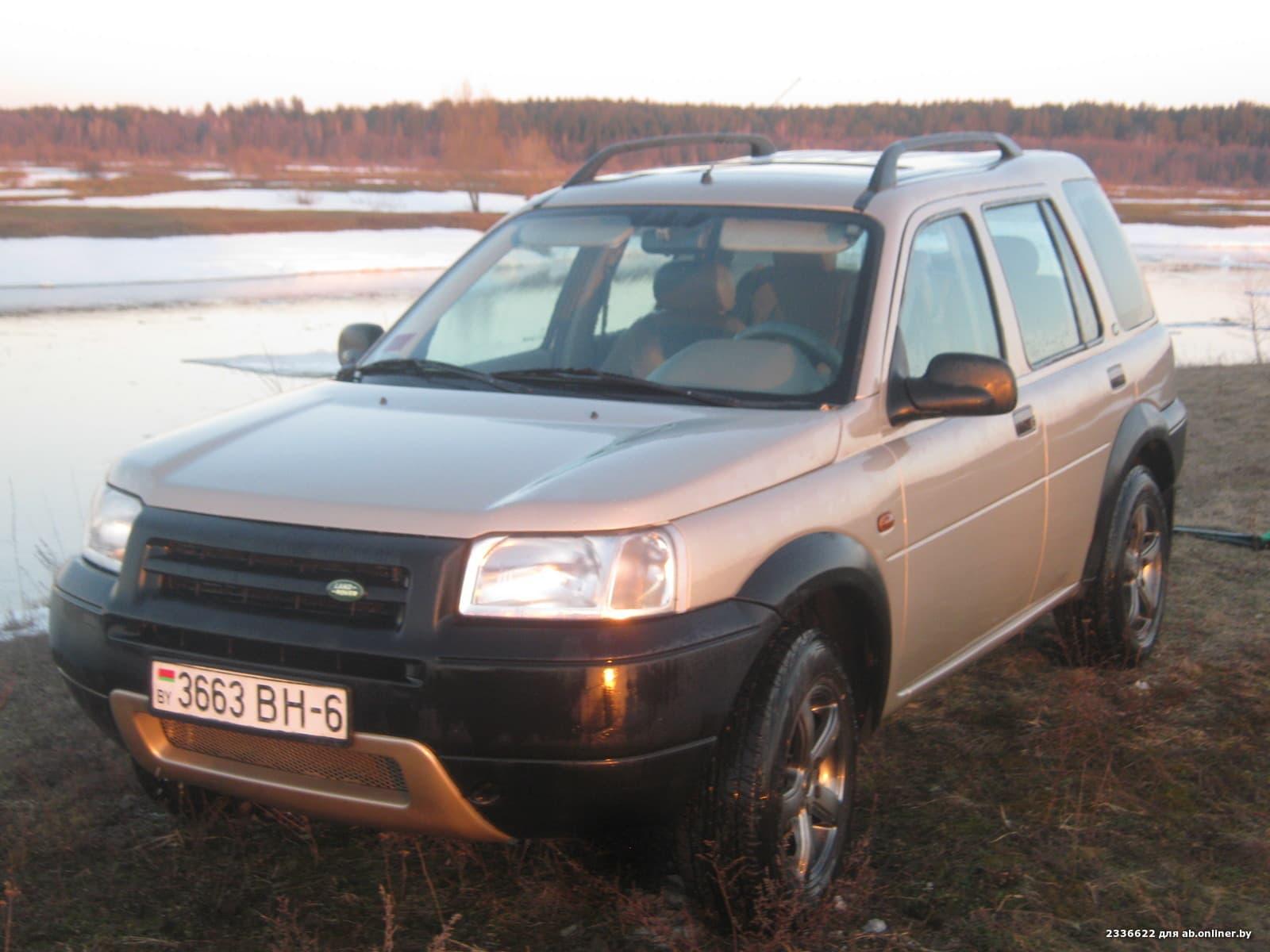 Land Rover Freelander TDI