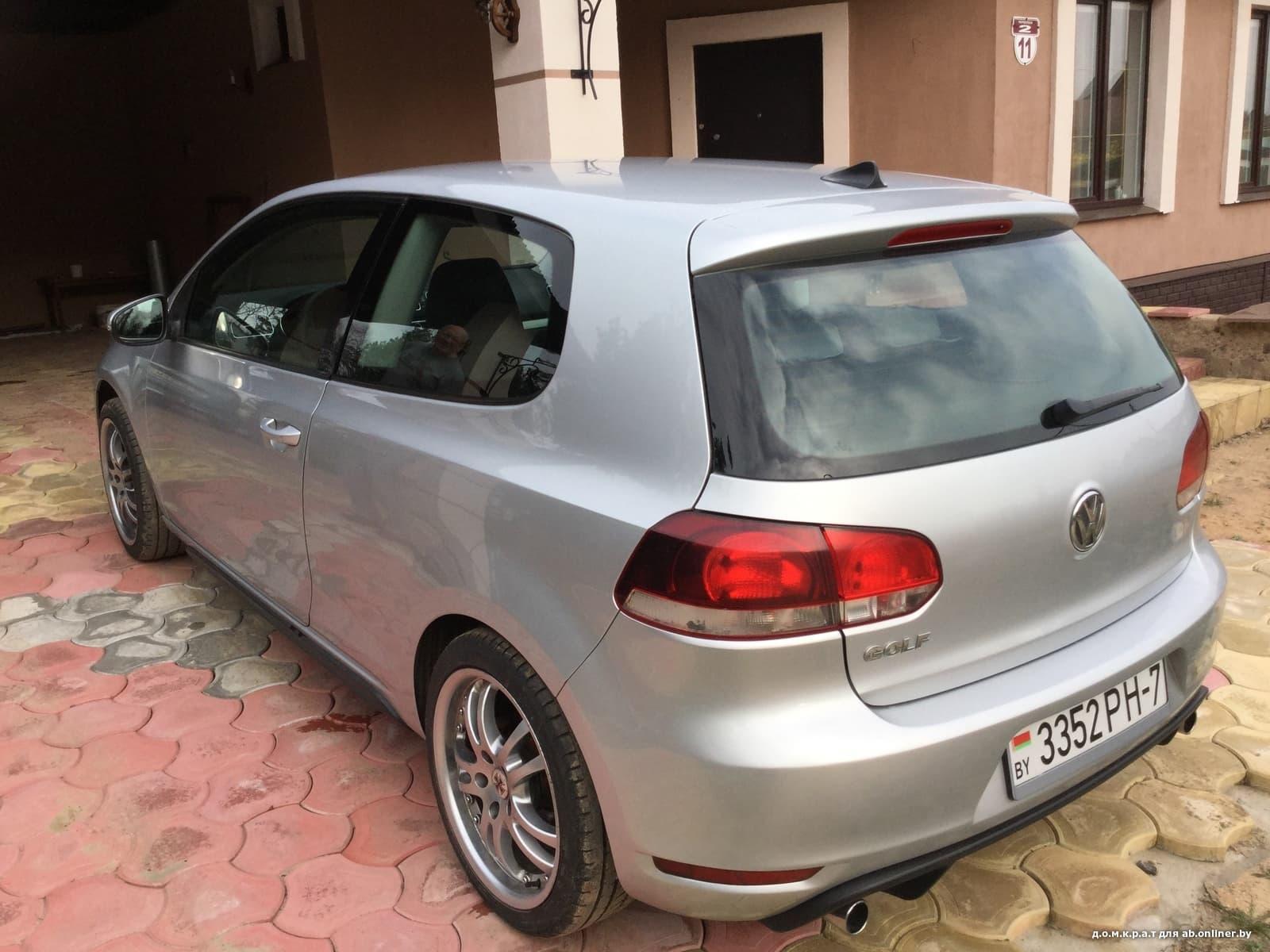 Volkswagen Golf 6 GTI look