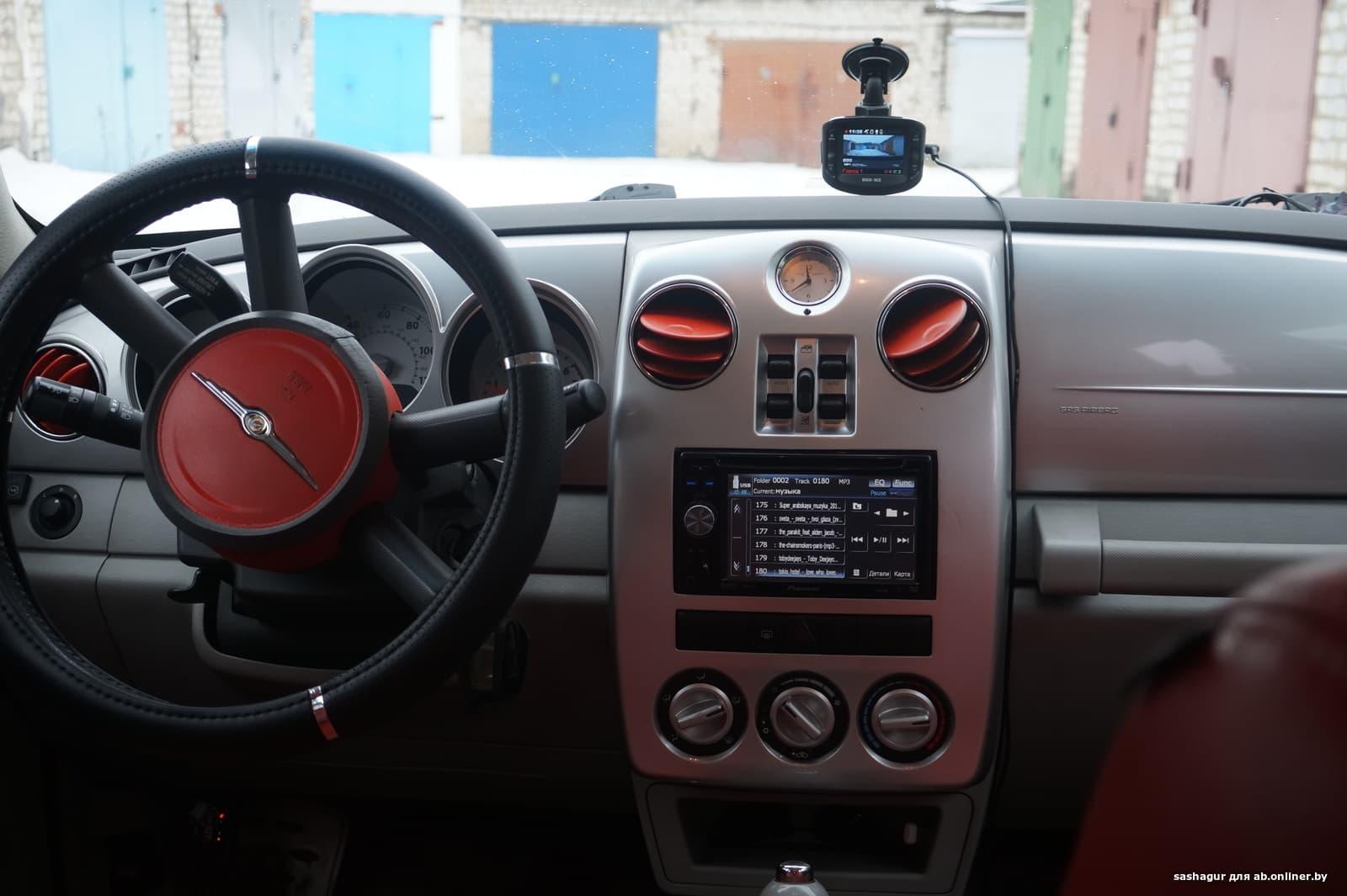 Chrysler PT Cruiser GT