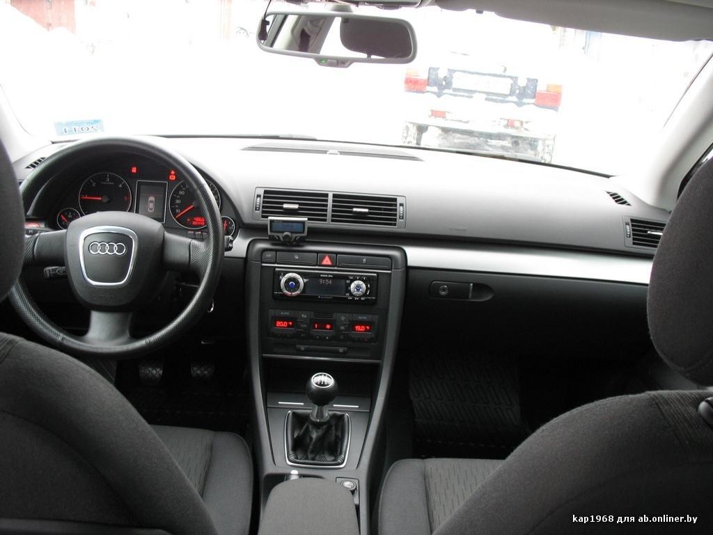 Audi A4 bke
