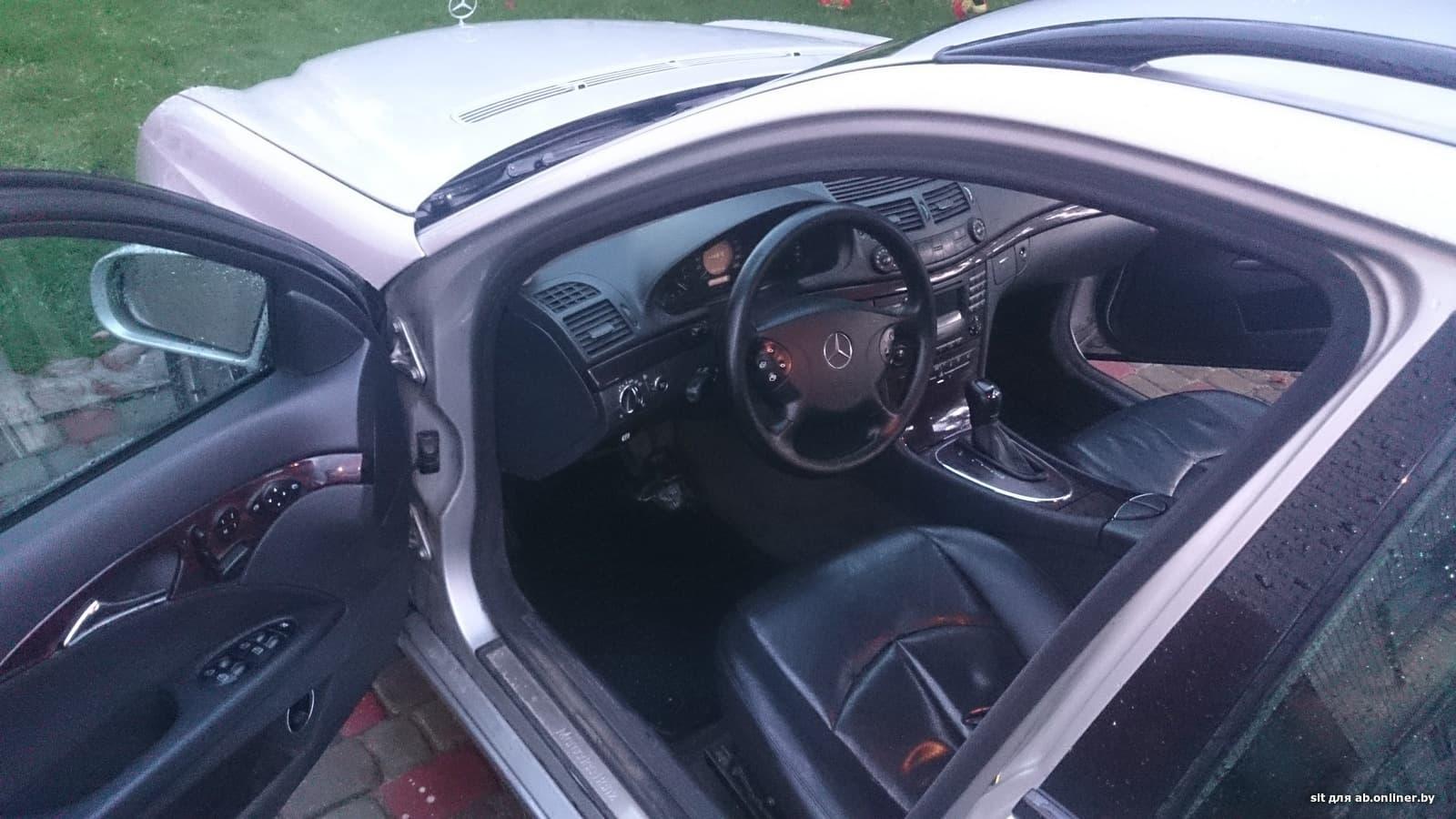 Mercedes E220 S220 T
