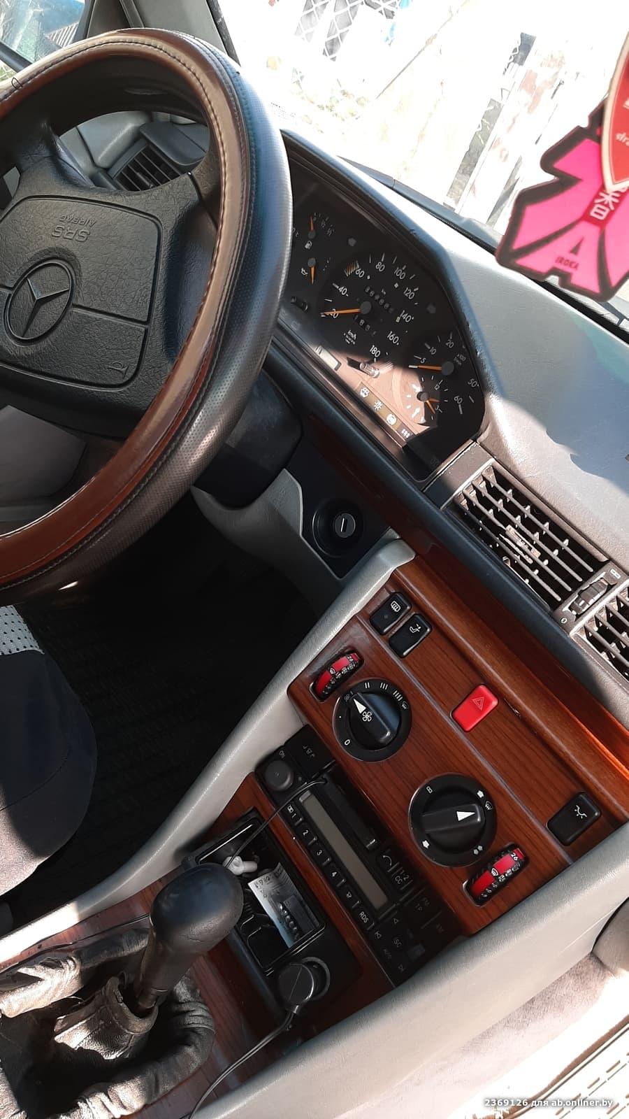 Mercedes-Benz E200 124