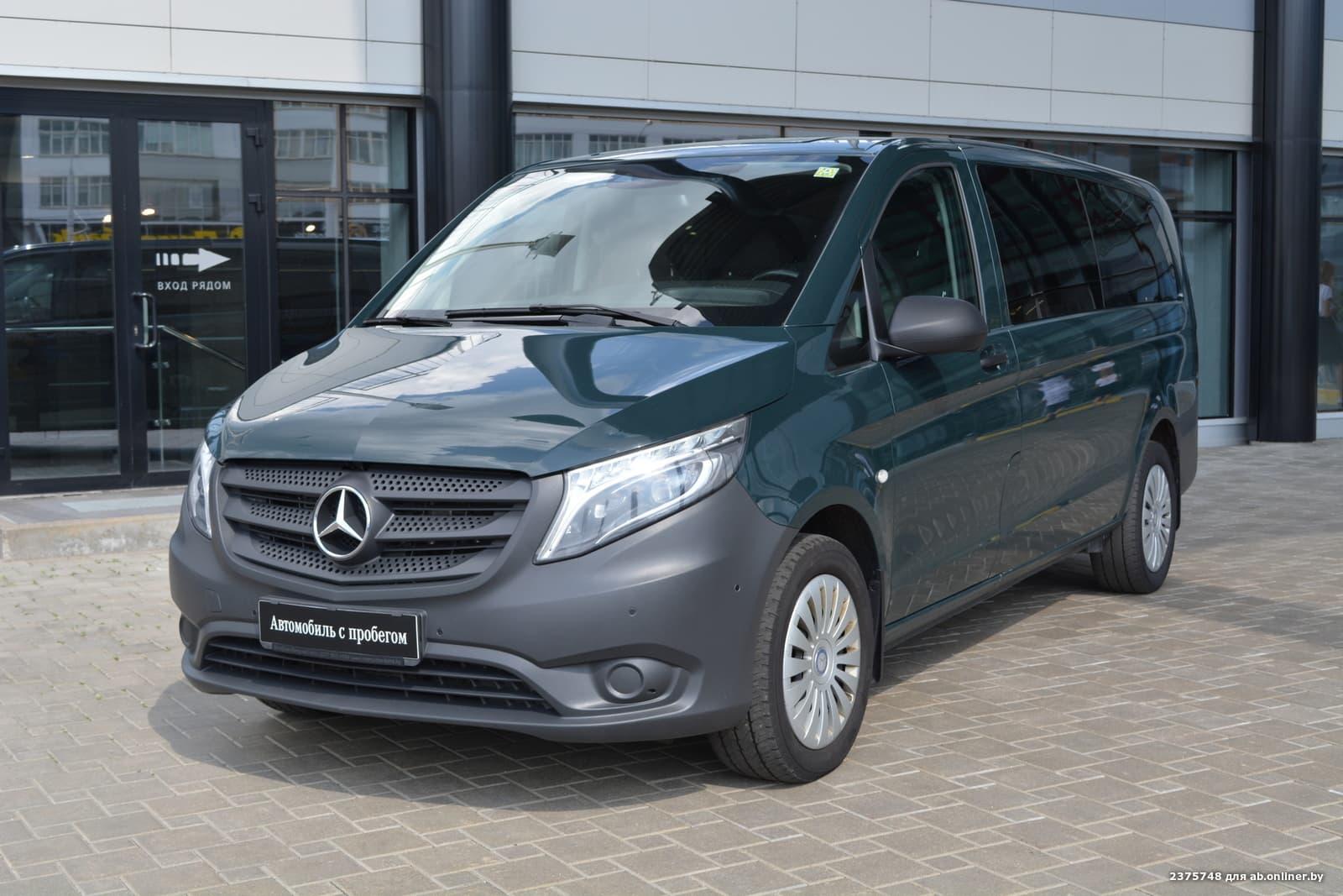 Mercedes-Benz Vito 116 CDI 4x4 Extralong