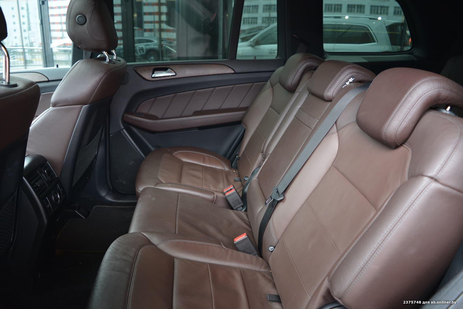 Mercedes-Benz GL350 BlueTEC 4MATIC