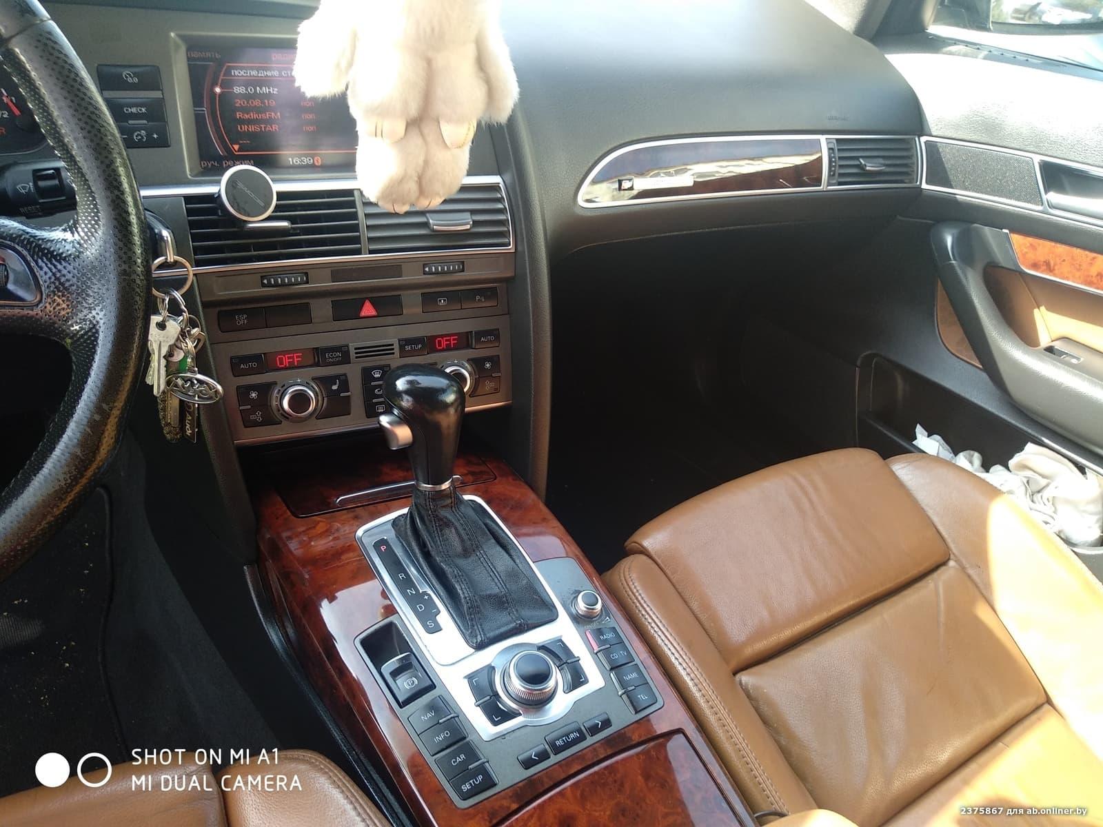 Audi A6 BMK