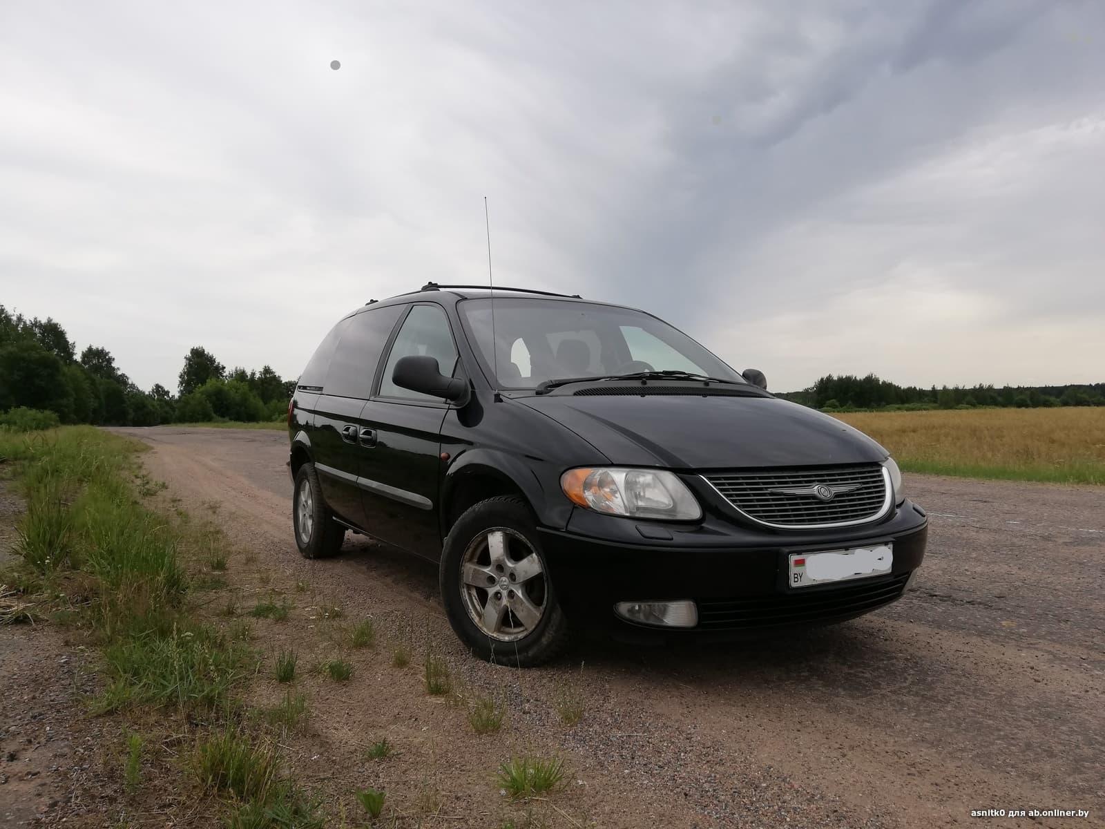 Chrysler Voyager SE