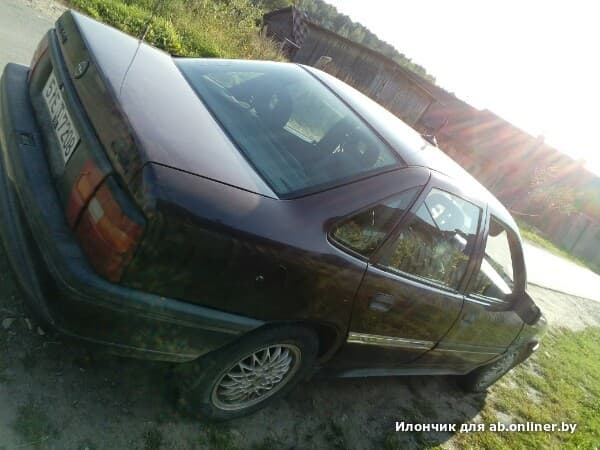 Opel Vectra А
