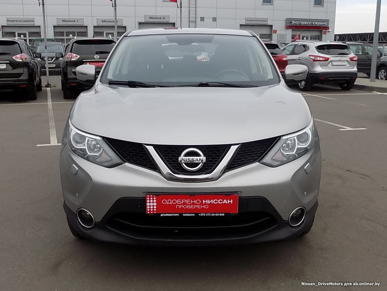 Nissan Qashqai 2.0i CVT 2WD