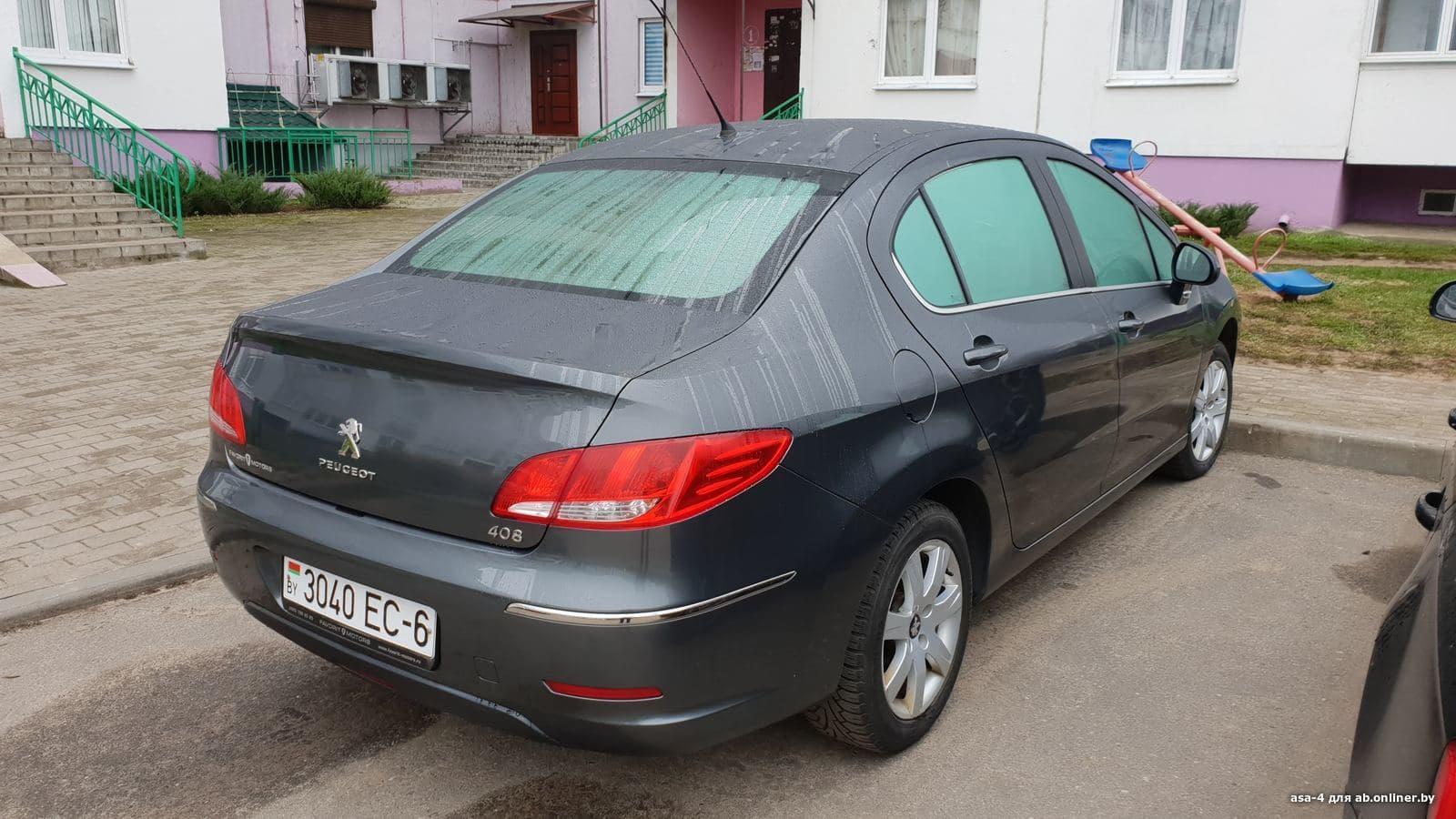 Peugeot 408 150 лс, 6 автомат, к
