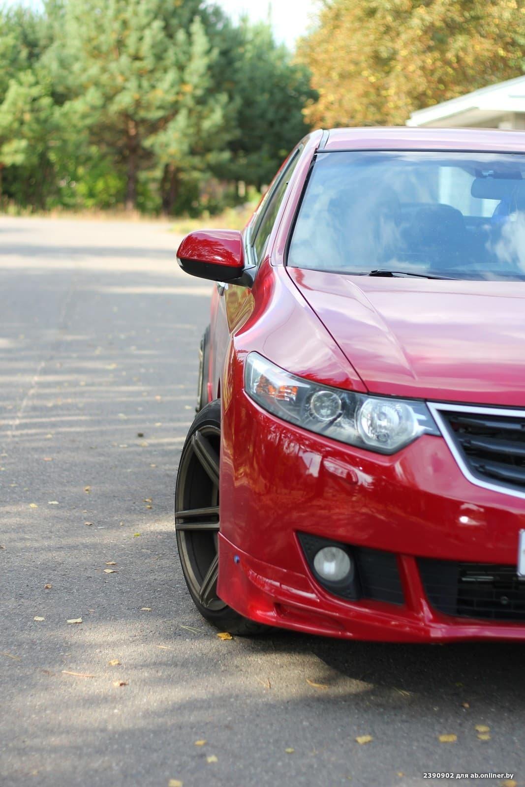Honda Accord TypeS