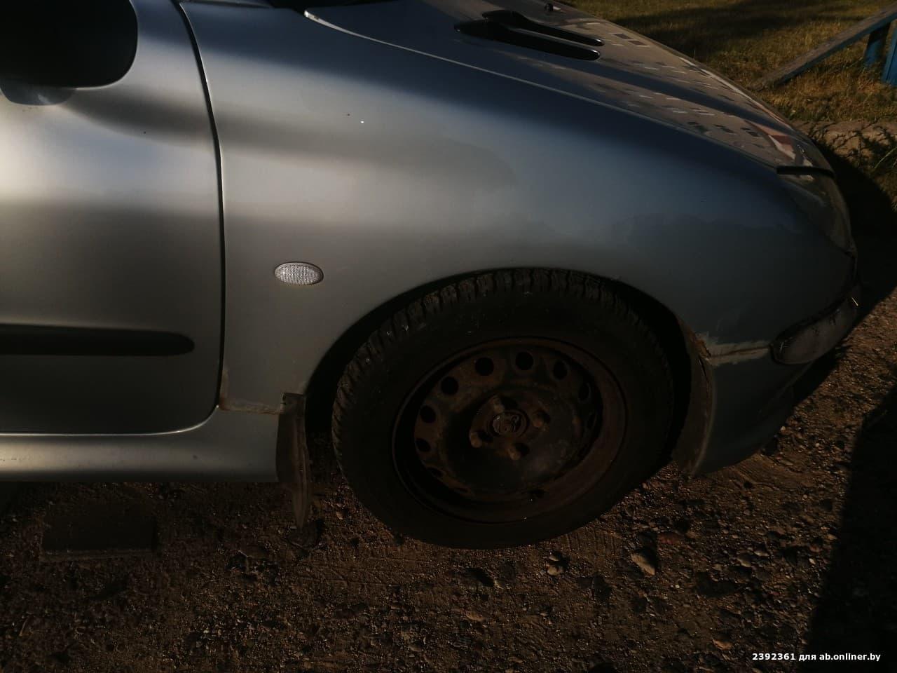 Peugeot 206 Легковой