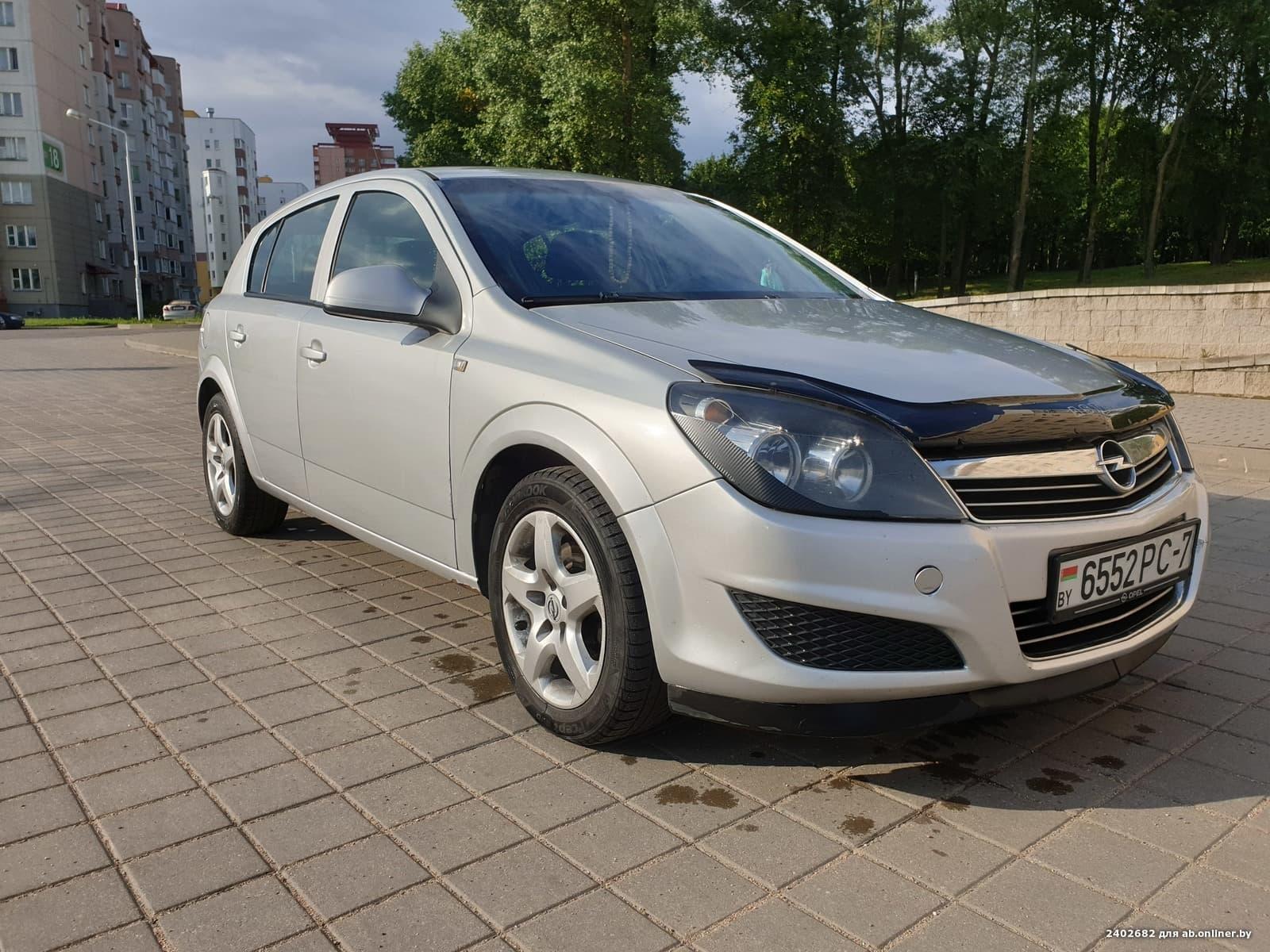 Opel Astra 1,4(рестайлинг)