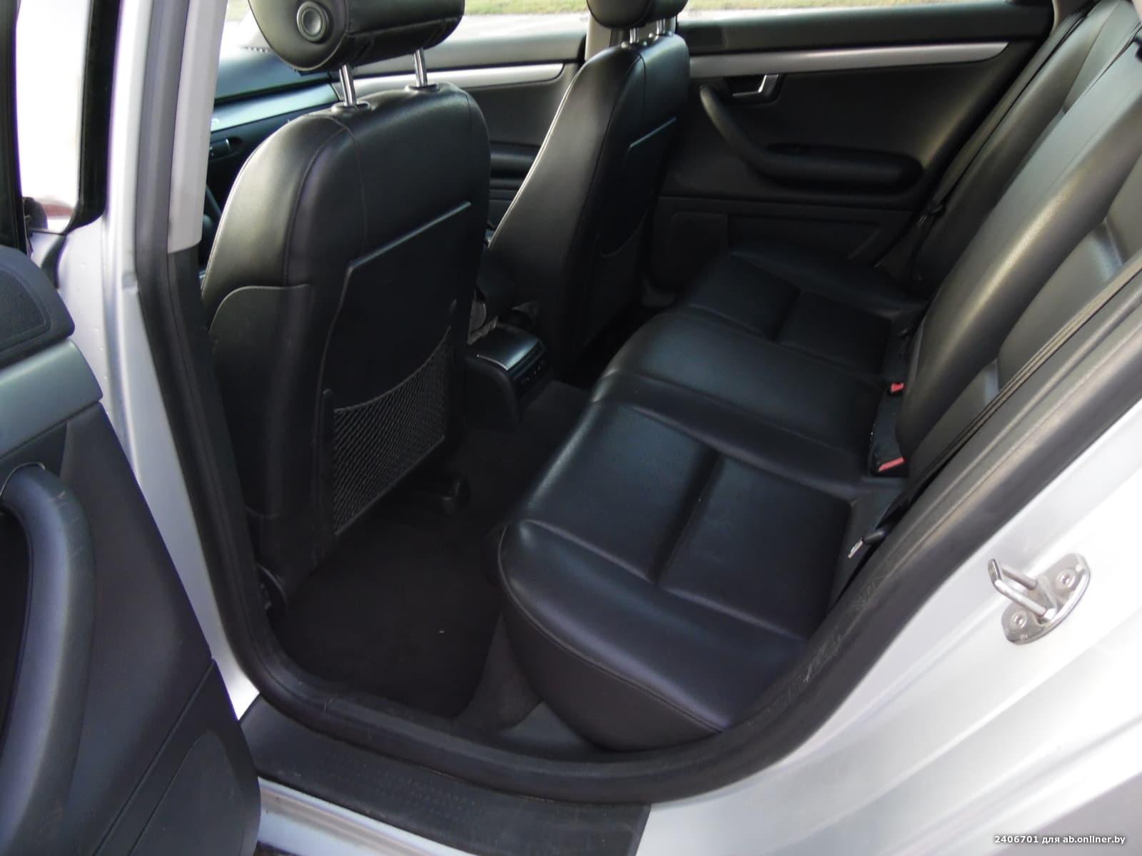 Audi A4 1.8T quattro