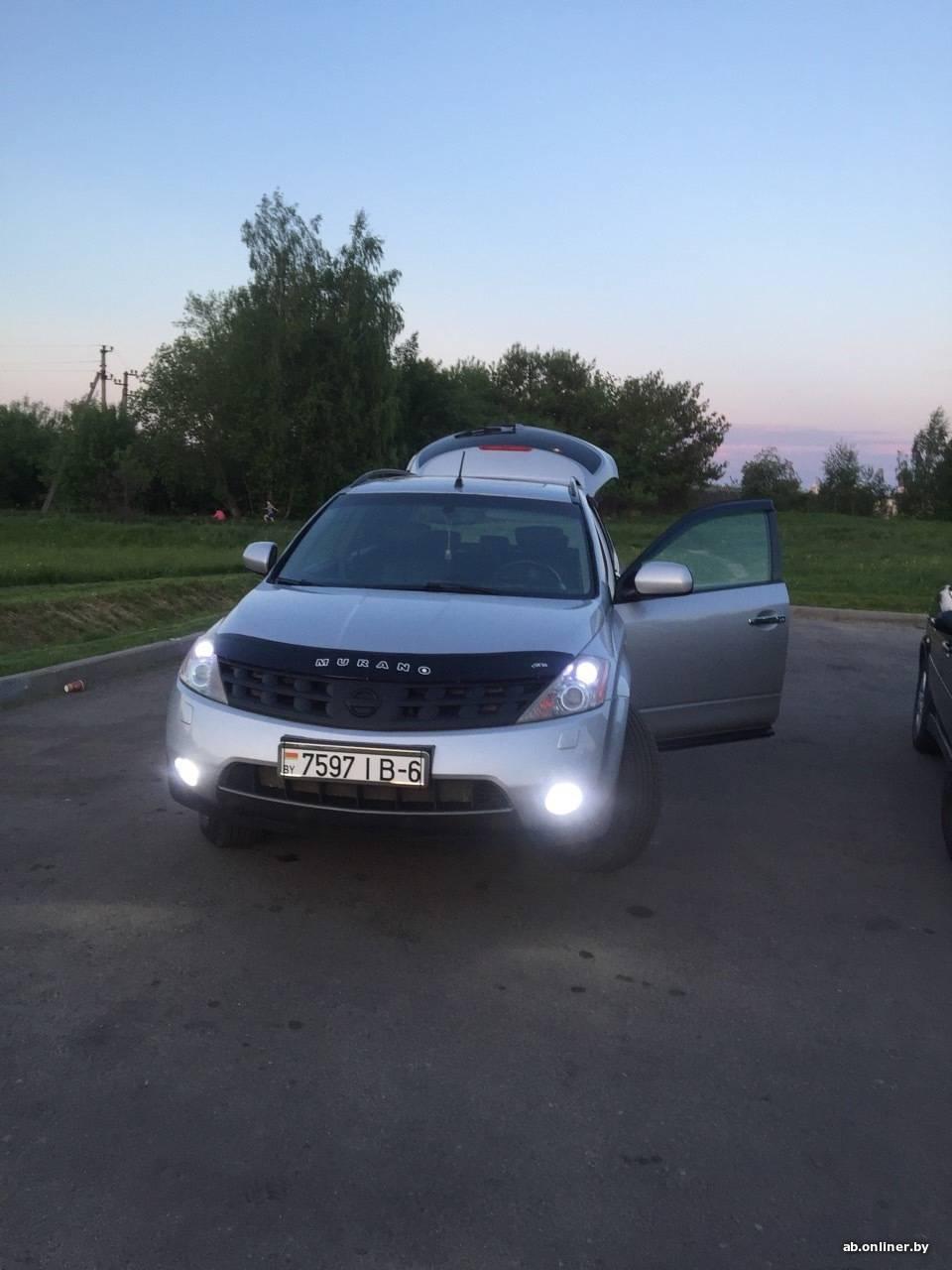 Nissan Murano S. ЕВРОПЕЕЦ.