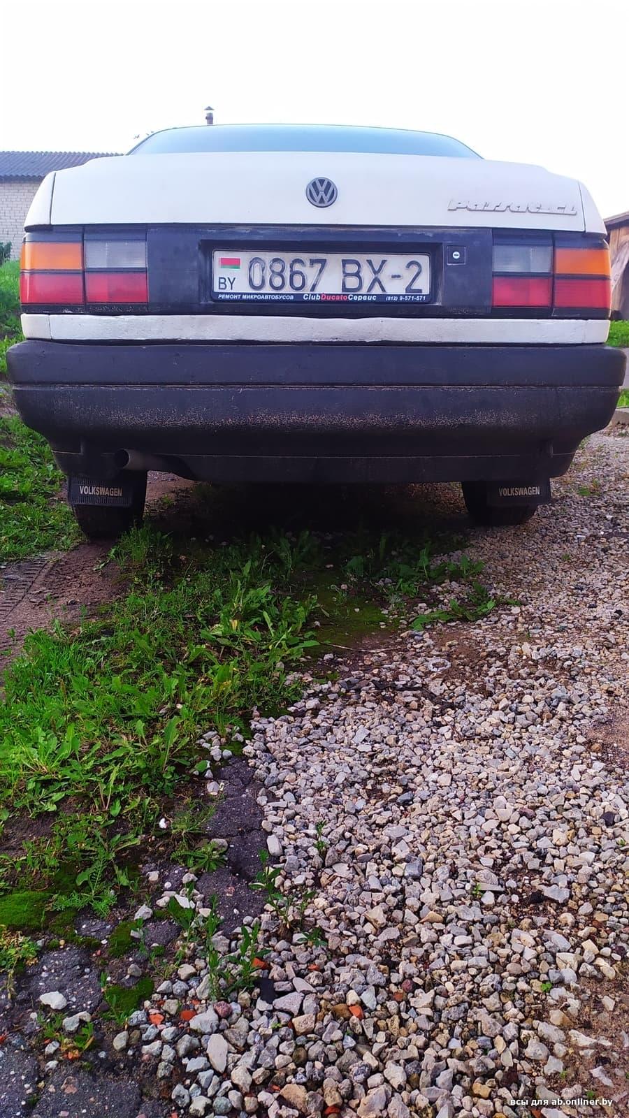 Volkswagen Passat Б 3