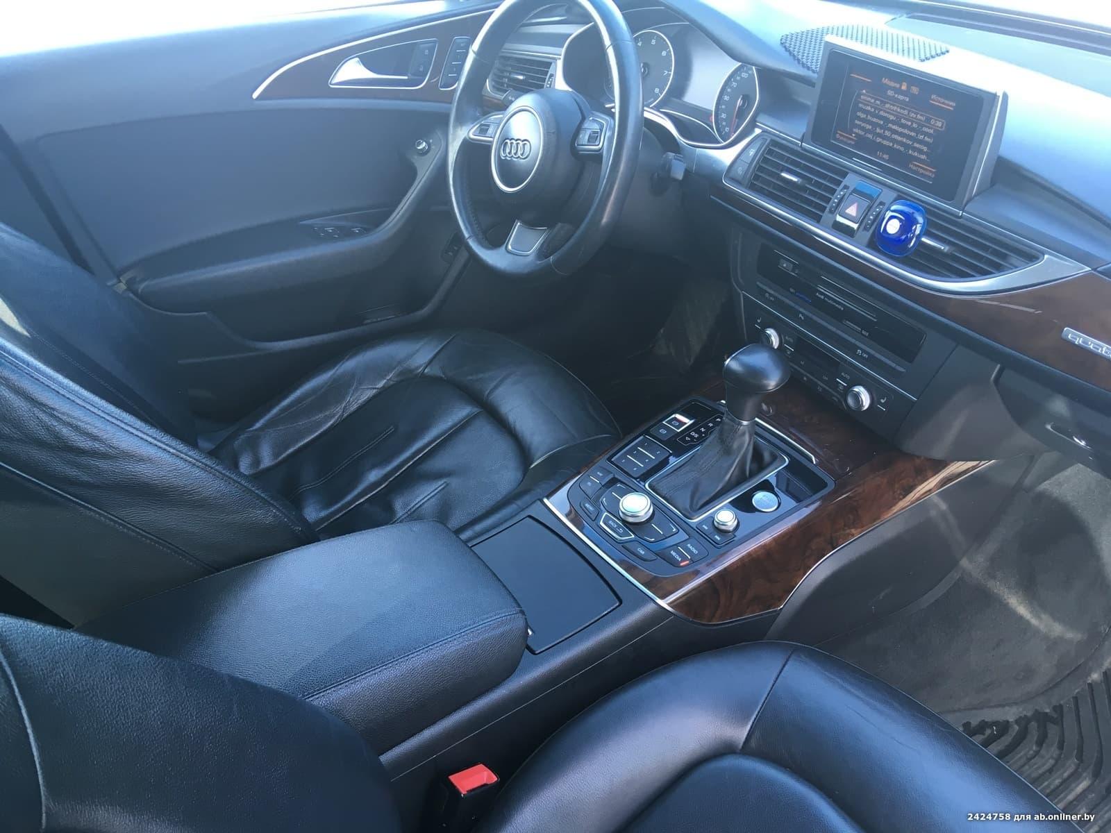 Audi A6 C7 Quattro