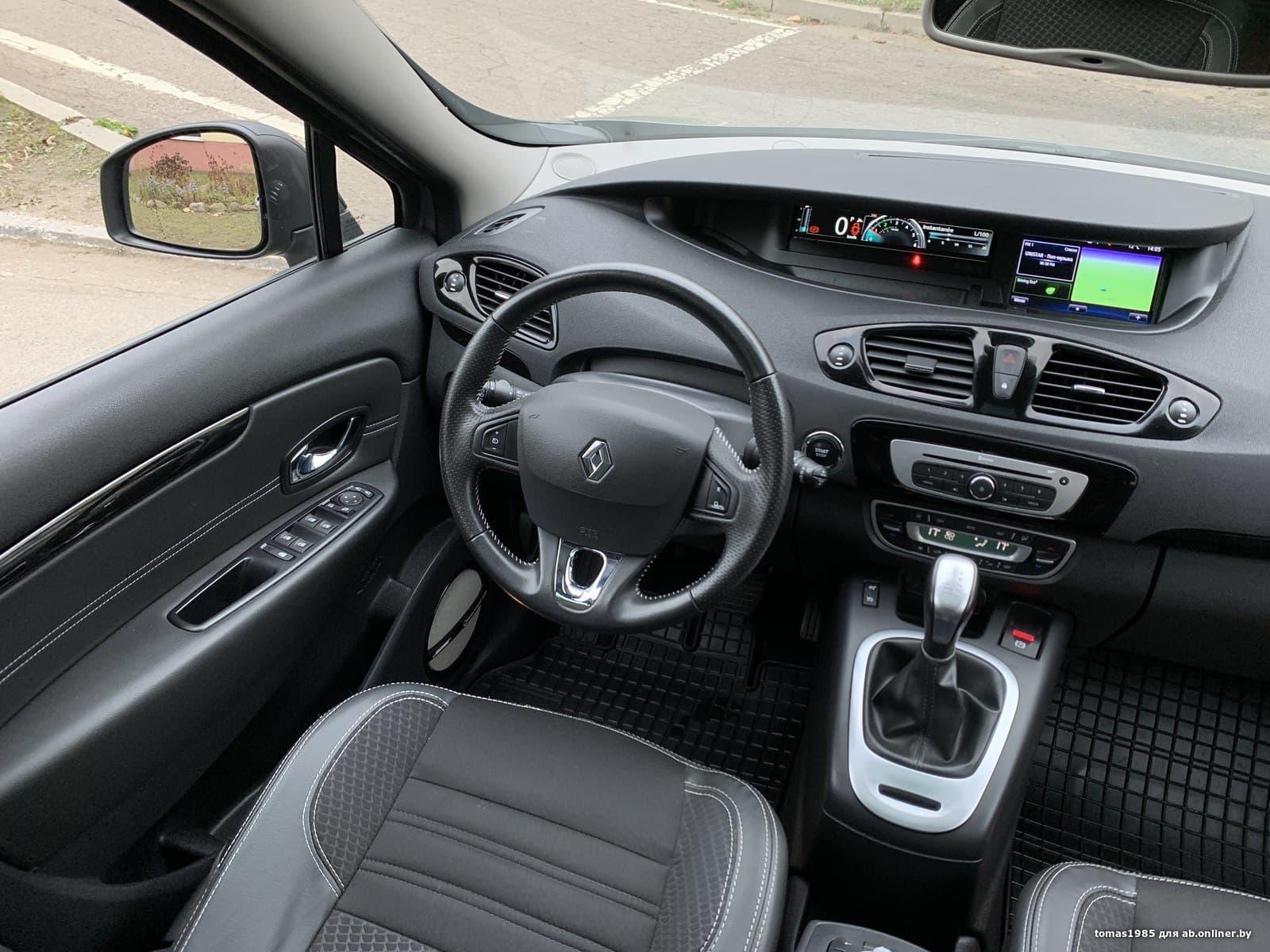 Renault Grand Scenic BOSE