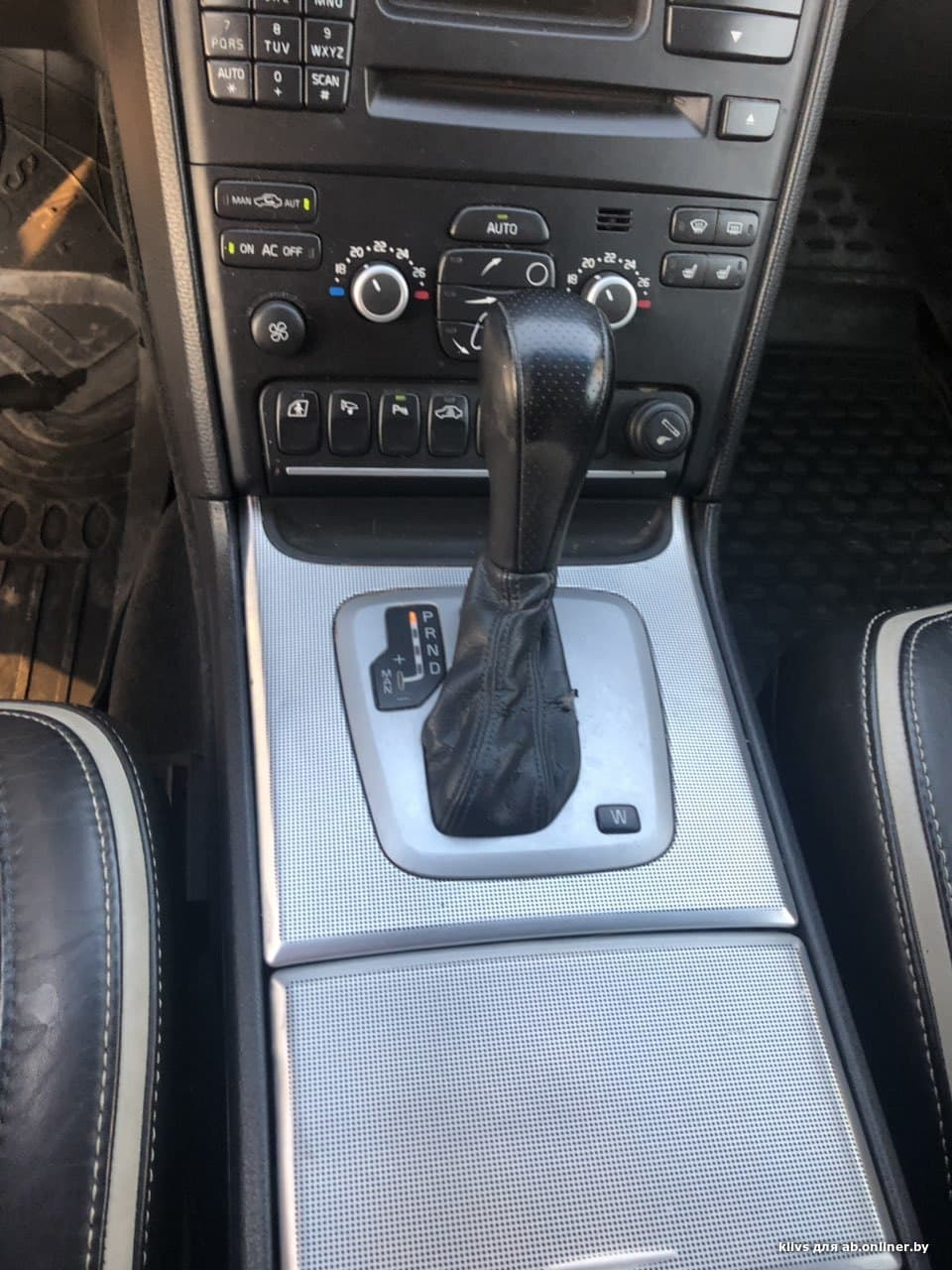 Volvo XC90 рестайлинг