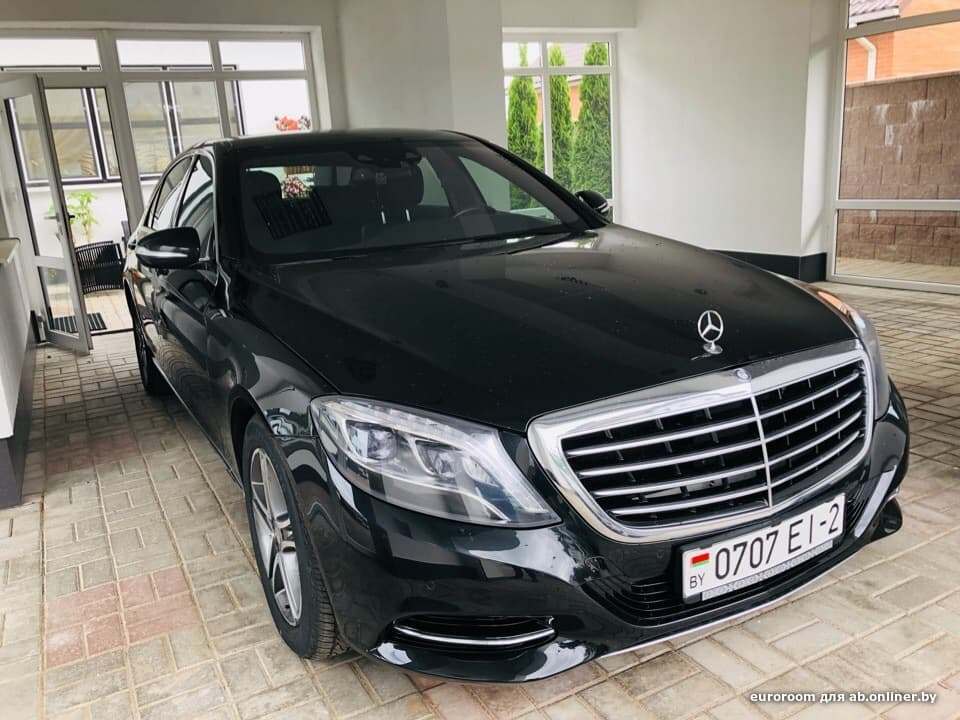 Mercedes-Benz S350 4matic