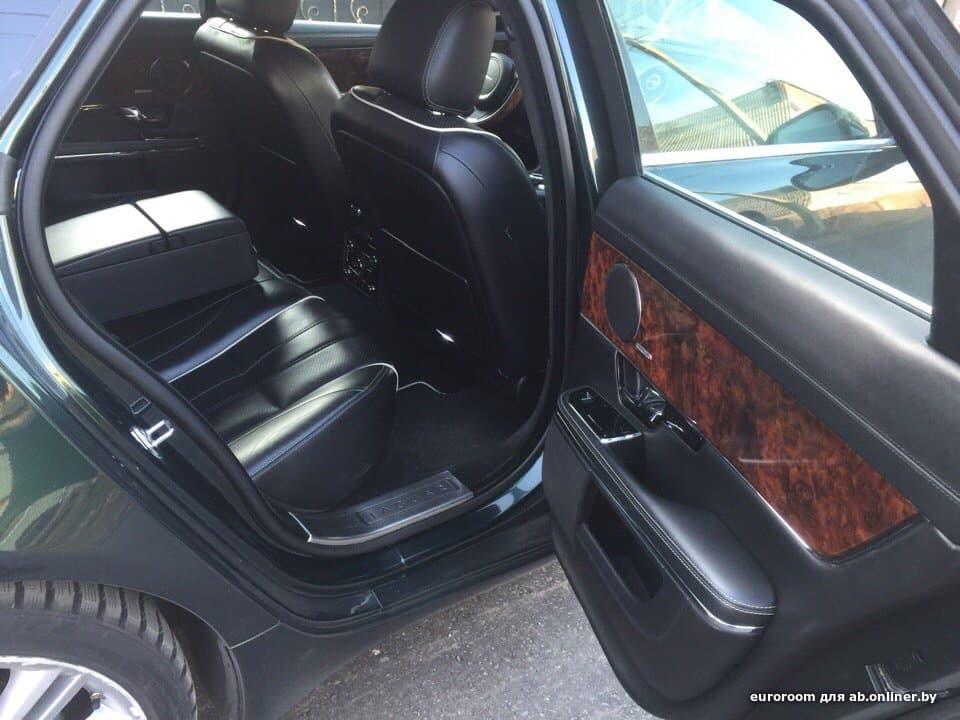 Jaguar XJ Portfolio 3.0D
