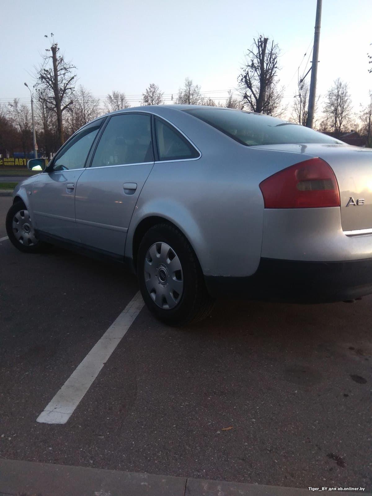 Audi A6 V 6