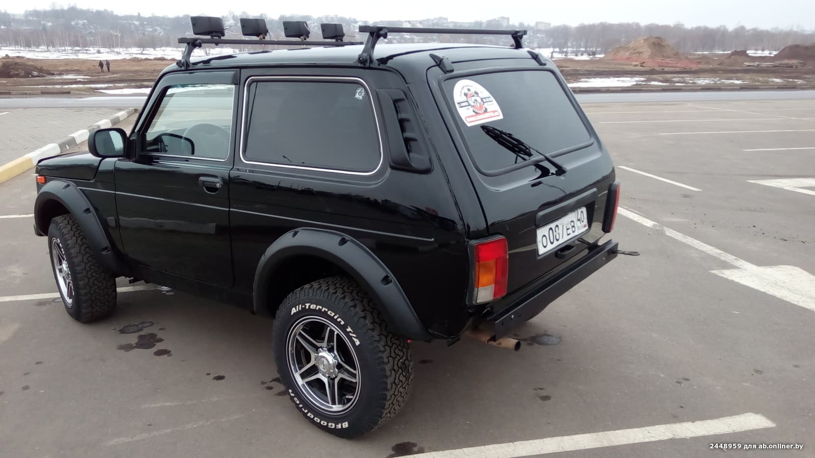 ВАЗ (Lada) 21214 Урбан