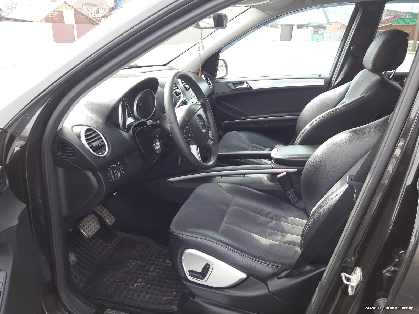 Mercedes ML320 CDI