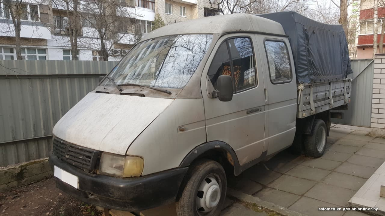 ГАЗ 3302 30