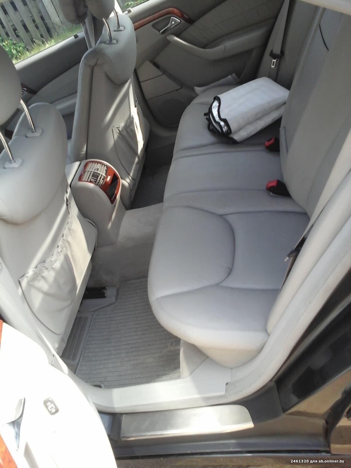 Mercedes-Benz S220 CL