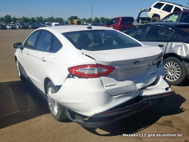 Ford Fusion S HYBRID