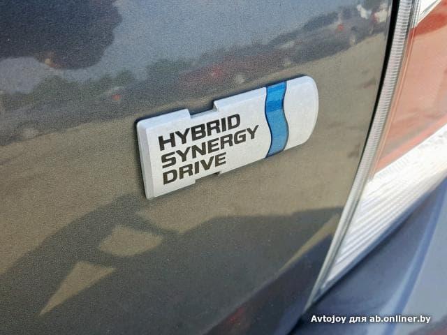 Toyota Prius С