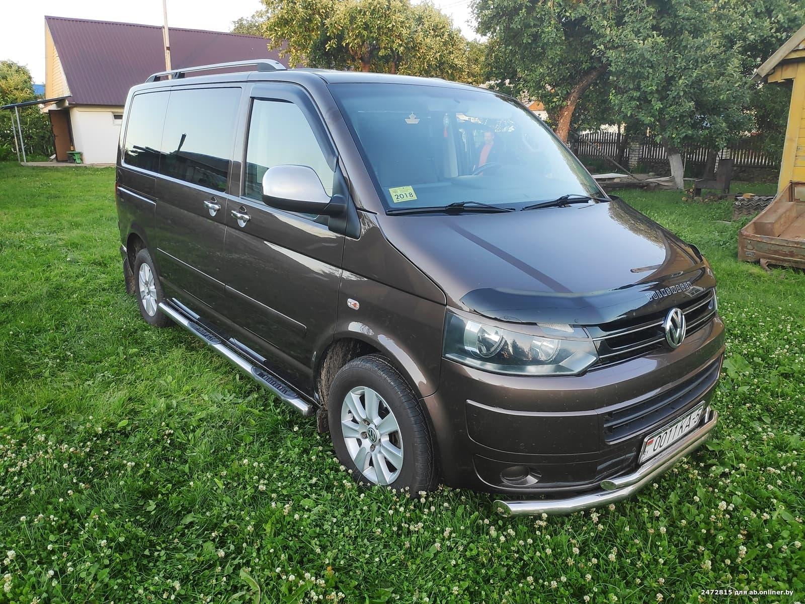 Volkswagen T5 Multivan multivan 2.0 MT 140 л.с.