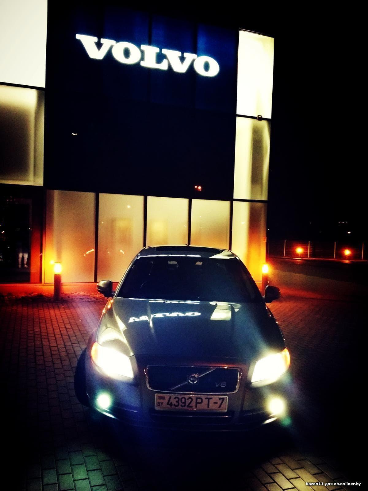 Volvo S80 B8444S