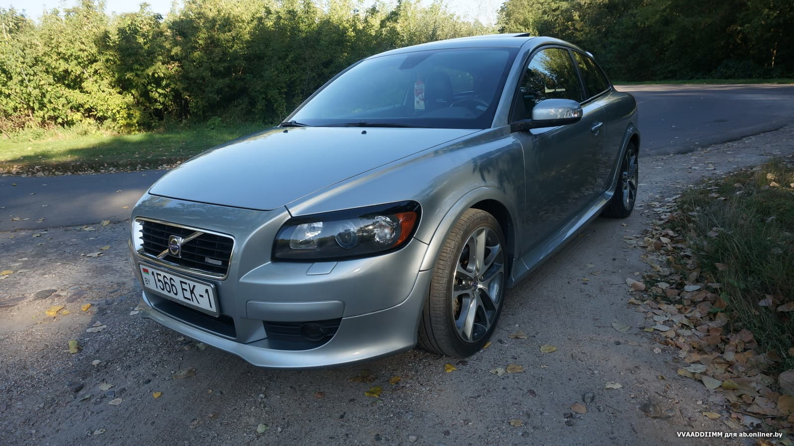 Volvo C30 2.5 turbo