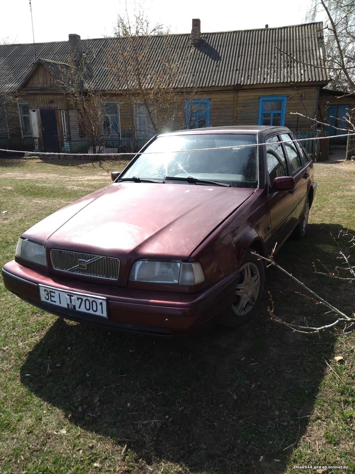 Volvo 440 X