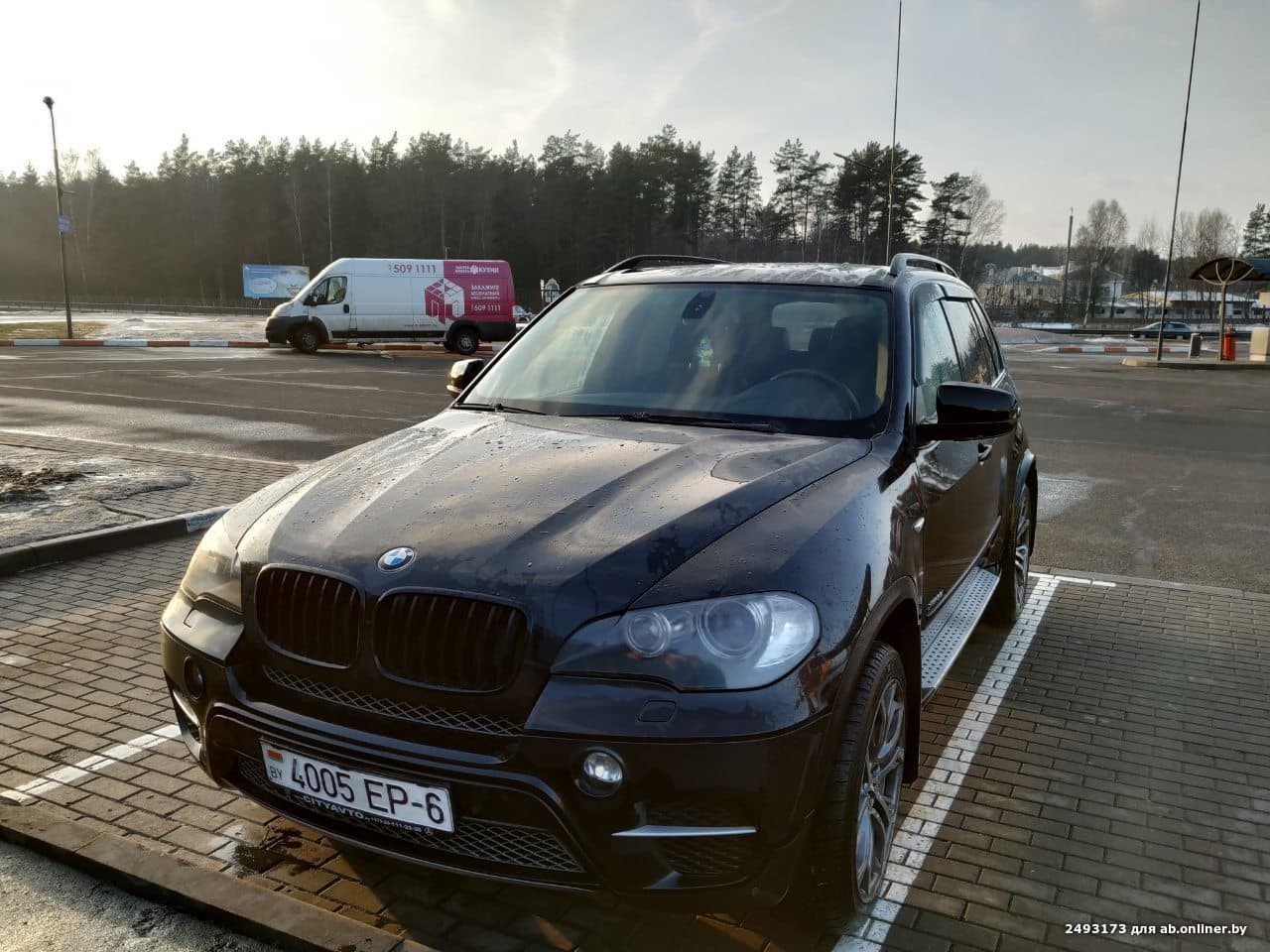 BMW X5 35i Restayling
