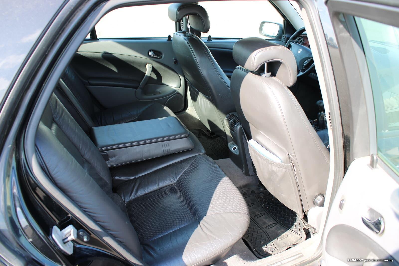 Saab 9 - 5 Turbo