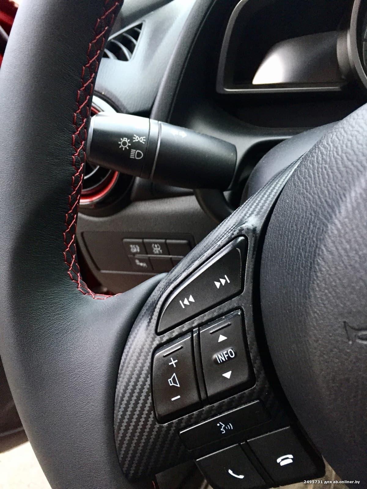 Mazda CX-3 AWD BOSE SKYACTIV