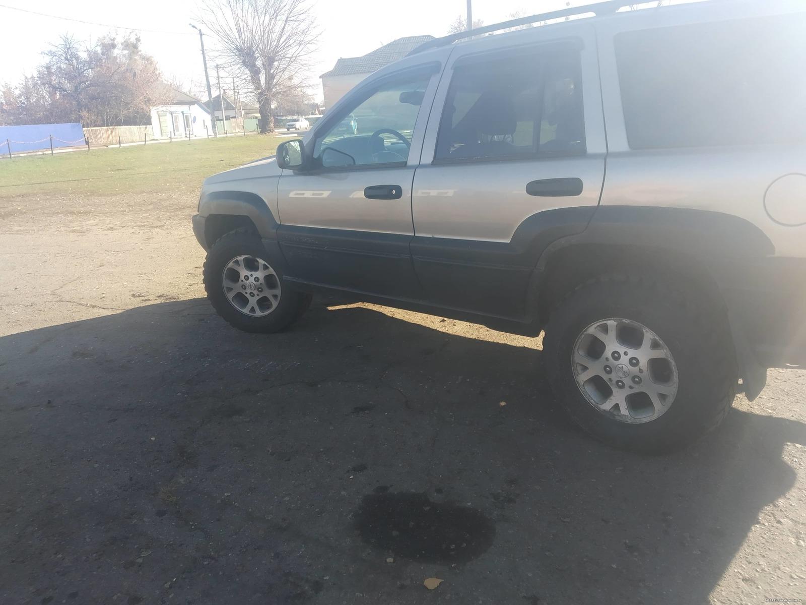 Jeep Cherokee WJ individual