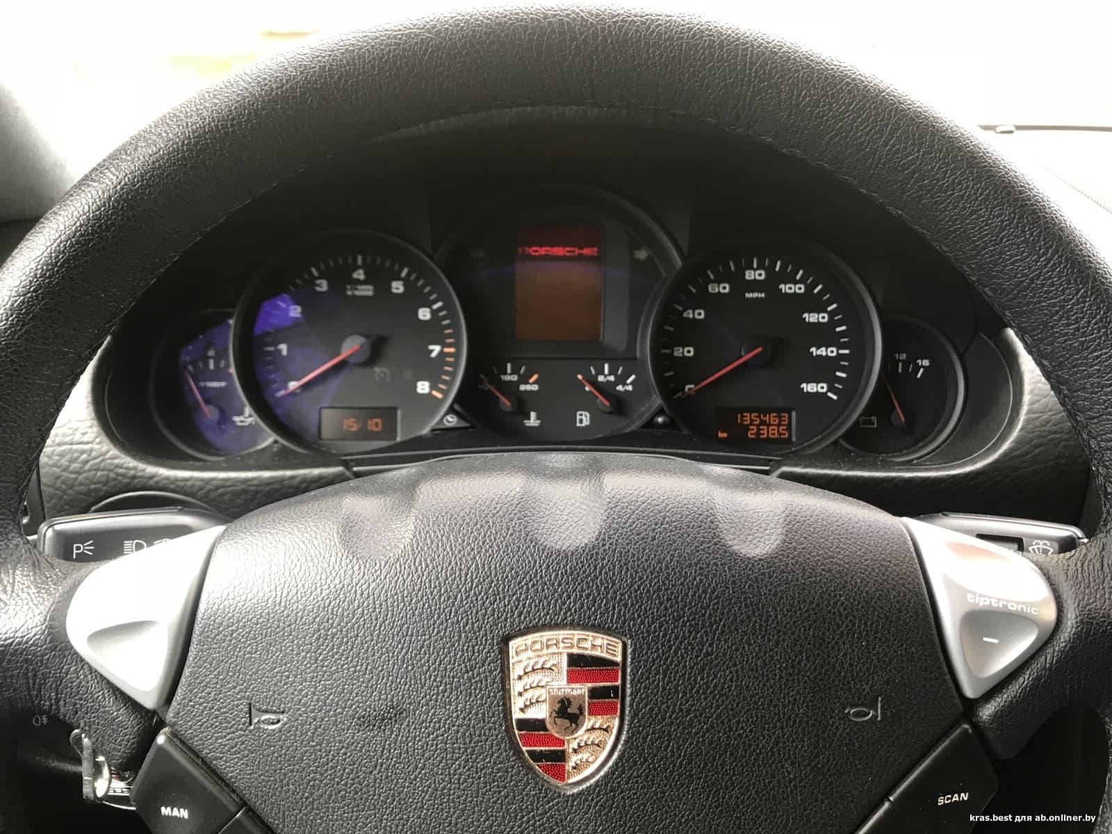 Porsche Cayenne Carbon individual