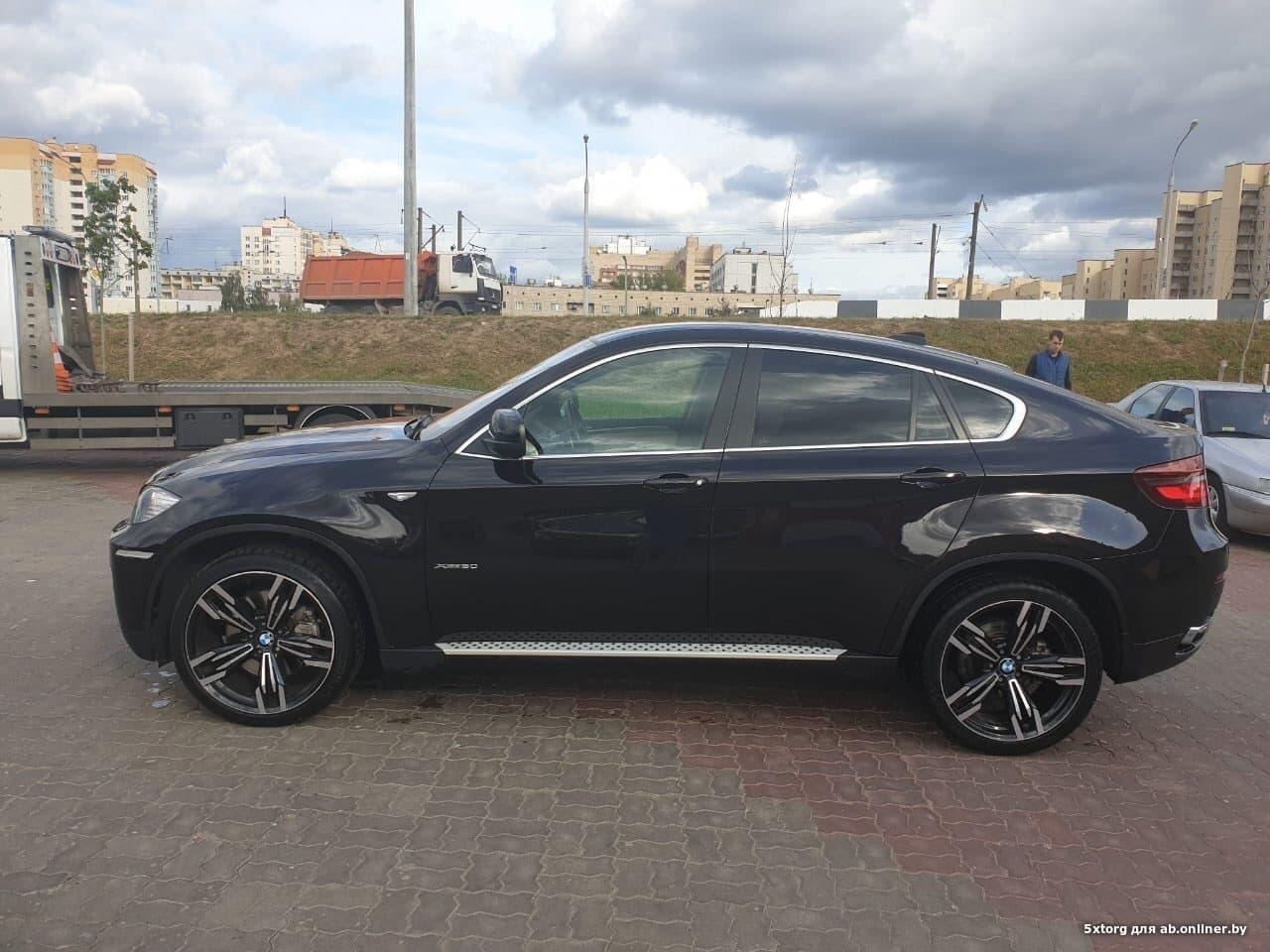 BMW X6 xDrive