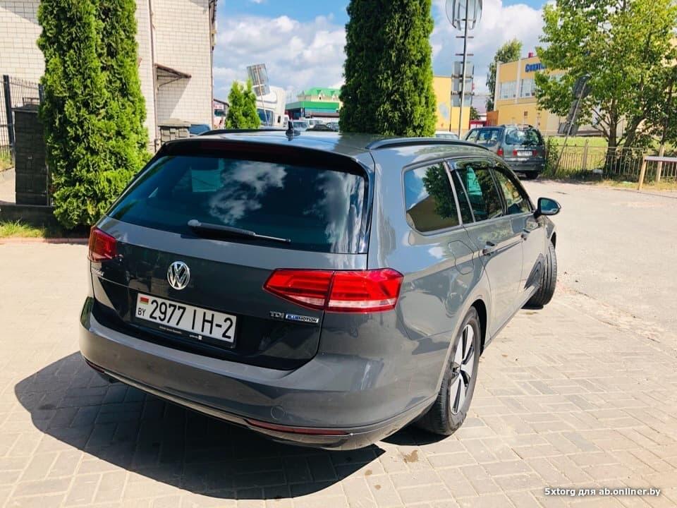 Volkswagen Passat B8 1.6 TDI