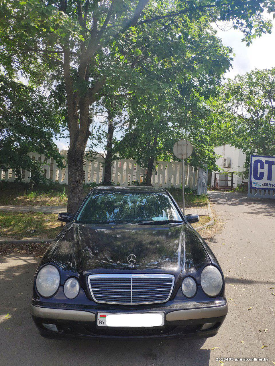 Mercedes-Benz E240 Classic