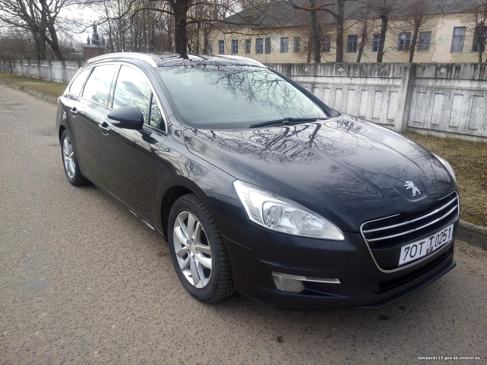 Peugeot 508 SW BUSINESS EDITION
