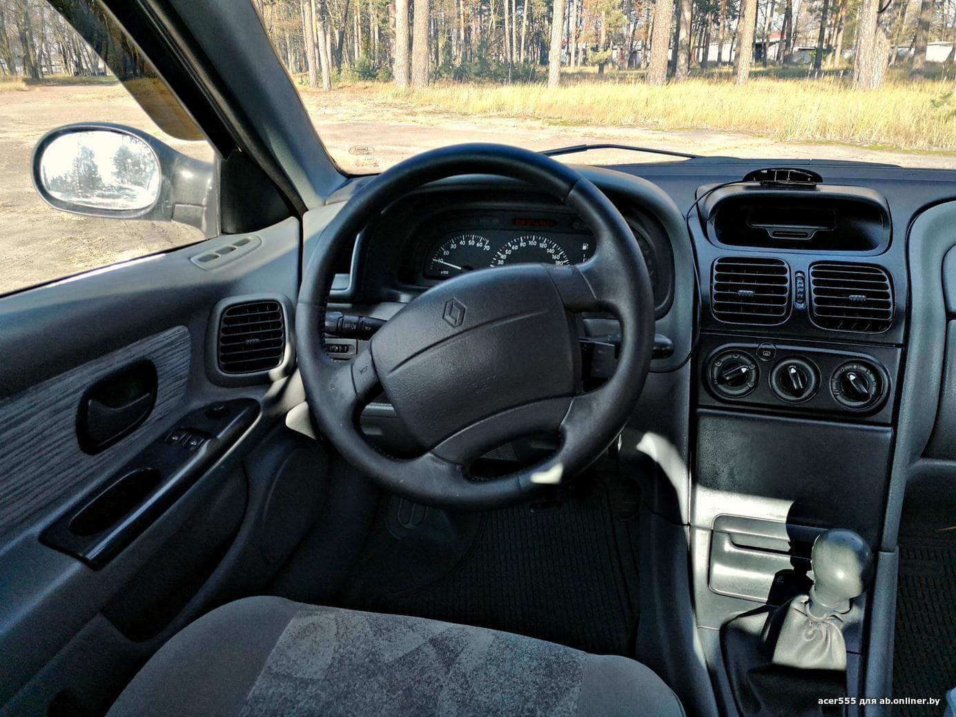 Renault Laguna dTi
