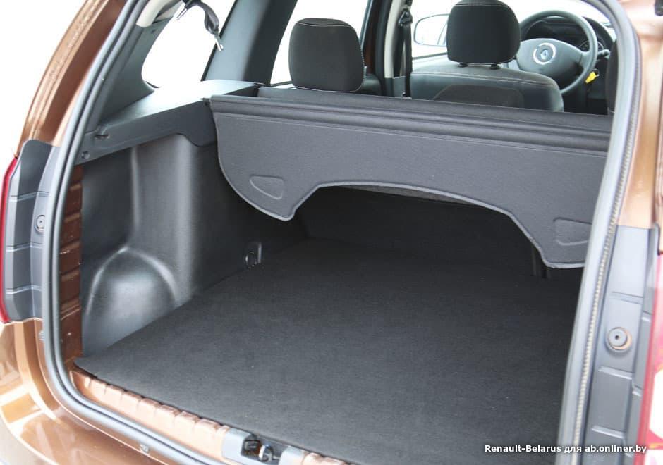 Renault Duster Luxe